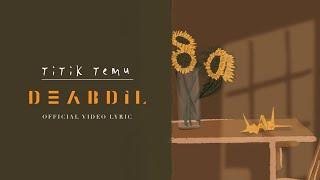 ( titik temu ) – DEABDIL, Official Animation Video Lyric