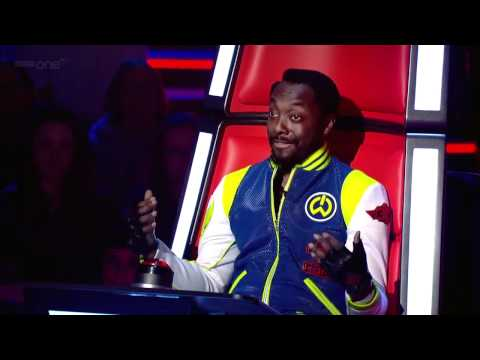 Jaz Ellington audition incl Ordinary People The Voice UK HD