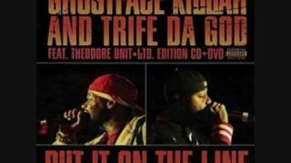 Ghostface Killah & Trife Da God feat. Tommy Whispers - Gangsta Shit