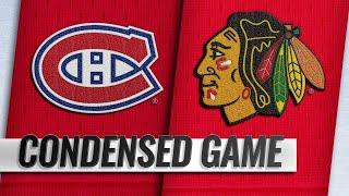 12/09/18 Condensed Game: Canadiens @ Blackhawks