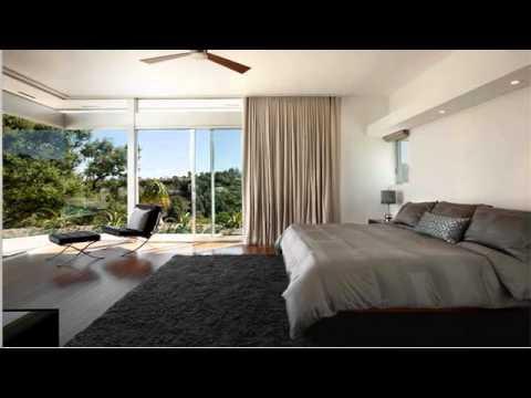Dark Wood Flooring Bedroom Designs