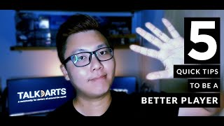 DARTS TIPS | 5 Quİck Tips to Become a Better Darts Player | TALKDARTS