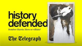 video: 'Bomber' Harris was a war hero, not a war criminal