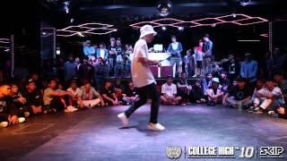 Bboy Judge Demo - AZONE | 20141012 College High Vol.10 Day2