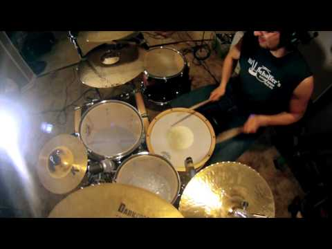 Bat Country | Drum Cover - Dobbz Productions