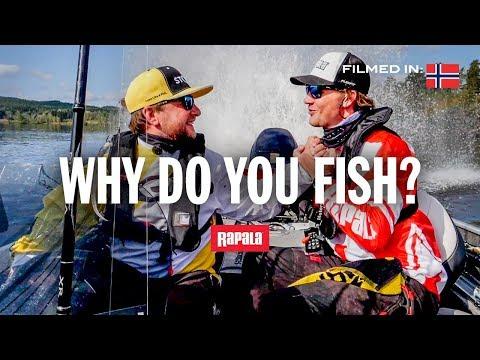 An Angler's Dream | Why Do You Fish? - Rapala®