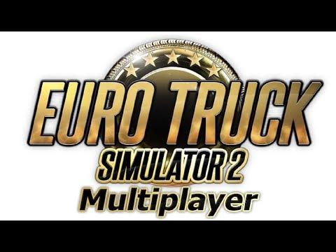 Стрим #207 Euro Truck Simulator 2 Multiplayer Event One Truck Family