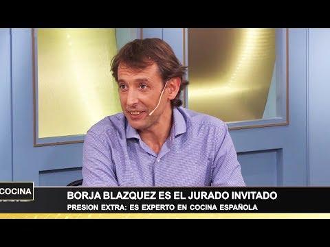 El gran premio de la cocina - Programa 21/11/18 - Jurado invitado: Borja Blazquez