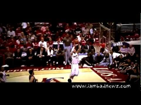 "2012 NBA Playoffs: Round One ""Lets Go"" by Calvin Harris feat. Ne-Yo HD"