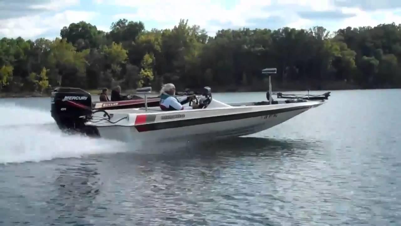 Gambler Boats on Table Rock Lake - YouTube