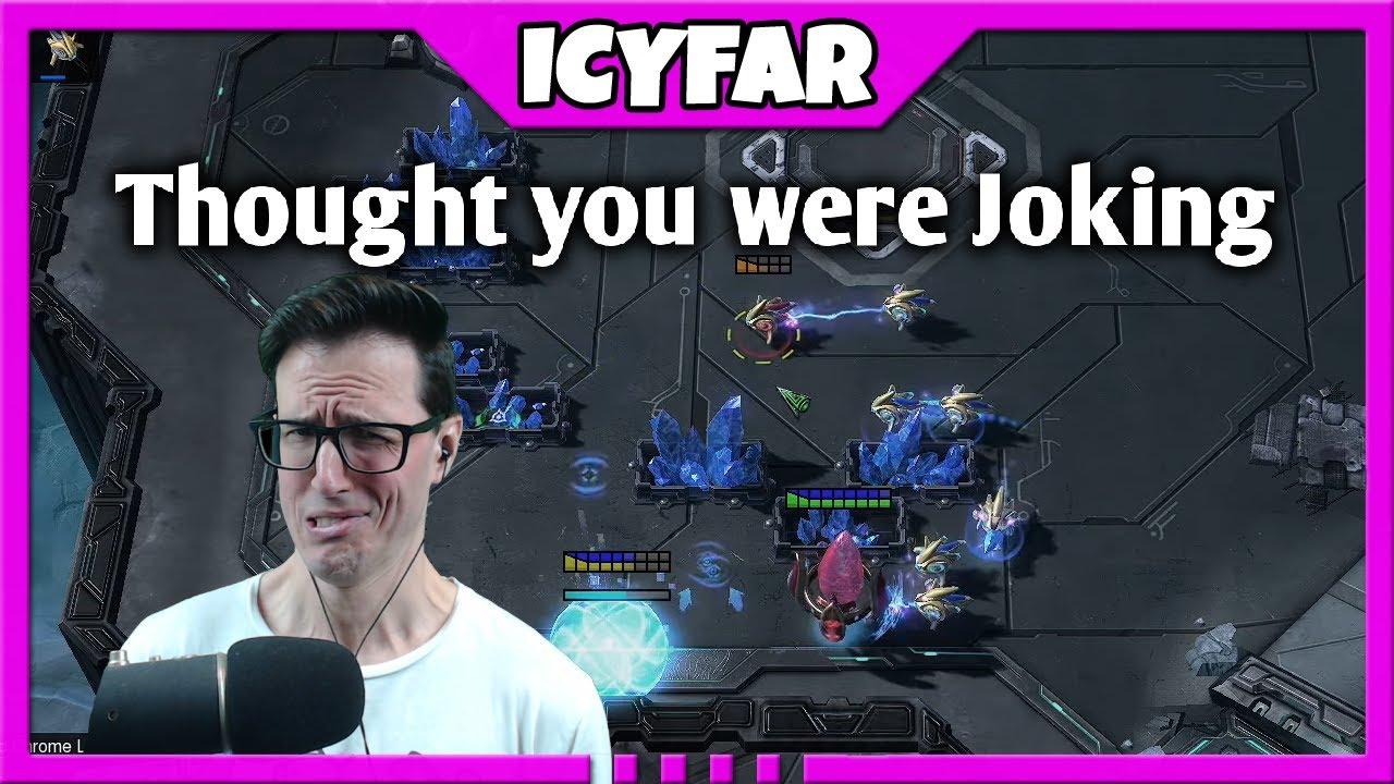 I thought you were Joking | Asserting Dominance ICYFAR G1