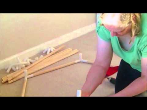 Fairy princess play tent 2. Wmv youtube.