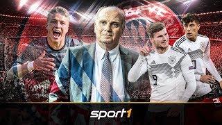 Arp, Werner und Havertz: So plant der 'FC Bayern Deutschland' seine Zukunft | SPORT1