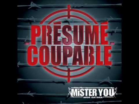 album mister you presumé coupable