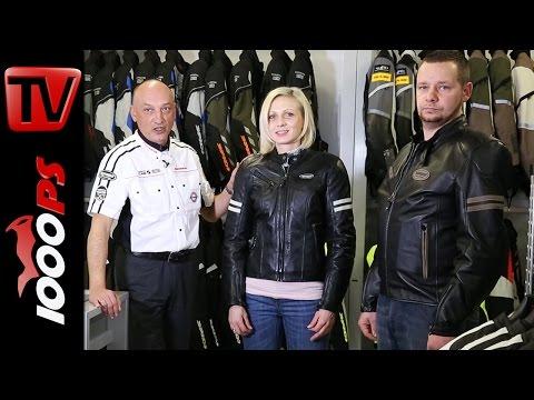 SPIDI ACE Lederjacken für Damen und Herren | Produktvorstellung, Features, Farben