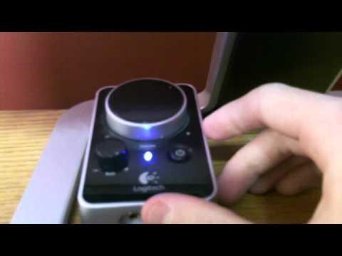 fe10c64b5b6 Logitech Z4 Speakers Review - YouTube