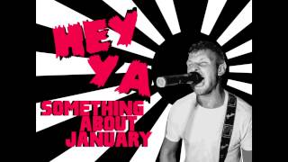 Hey Ya By Outkast (Rock Cover) - Something About January
