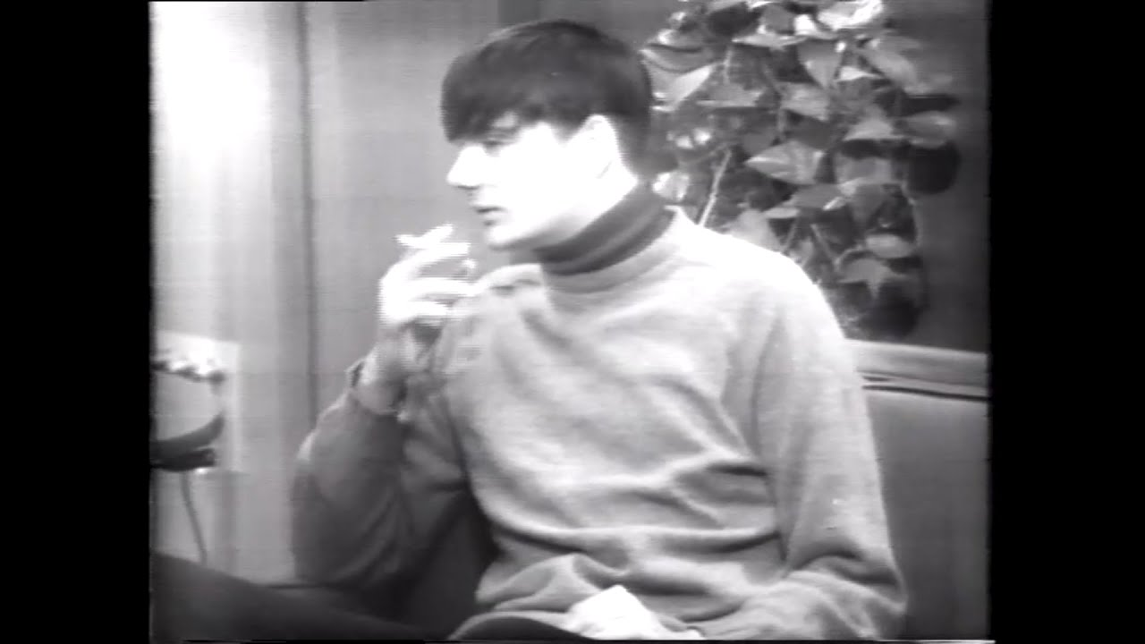 Psychiatric interview with Schizophrenic Teenager from 1960s.