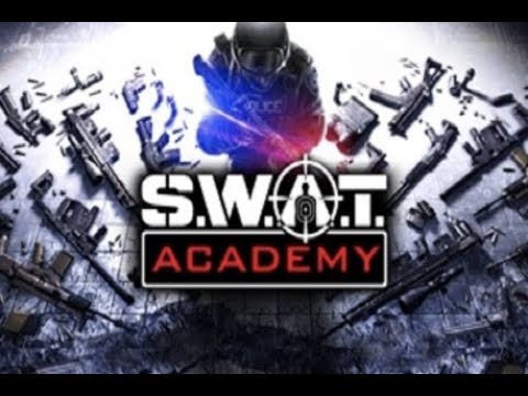 The VR Shop - SWAT Academy - Gear VR Gameplay