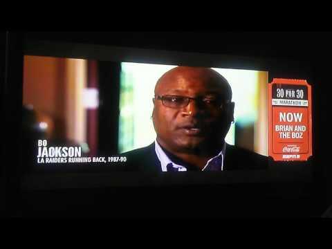 Bo Jackson vs The Boz