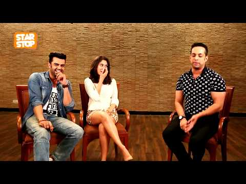 Baa Baaa Black Sheep | Manish Paul, Manjari Phadnis | Exclusive Interview | B4U Star Stop