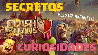 secrets, EASTEREGGS and CURIOSITIES of CLASH OF CLANS and CLASH ROYALE (2O16)