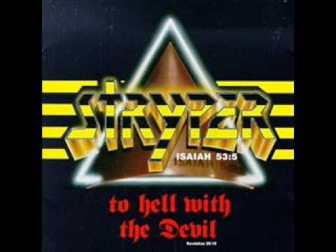 Stryper - More Than A Man (1986)