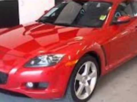 2005 mazda rx 8 4dr cpe shinka special edition auto coupe. Black Bedroom Furniture Sets. Home Design Ideas