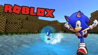 Roblox Adventures - Sonic Edge