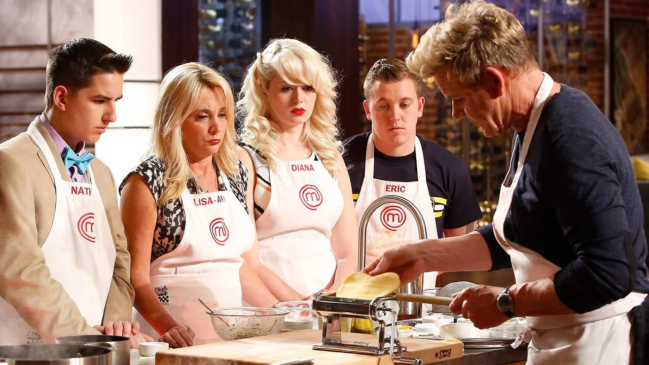 Master Chef Season 7: 34 a series of December 20