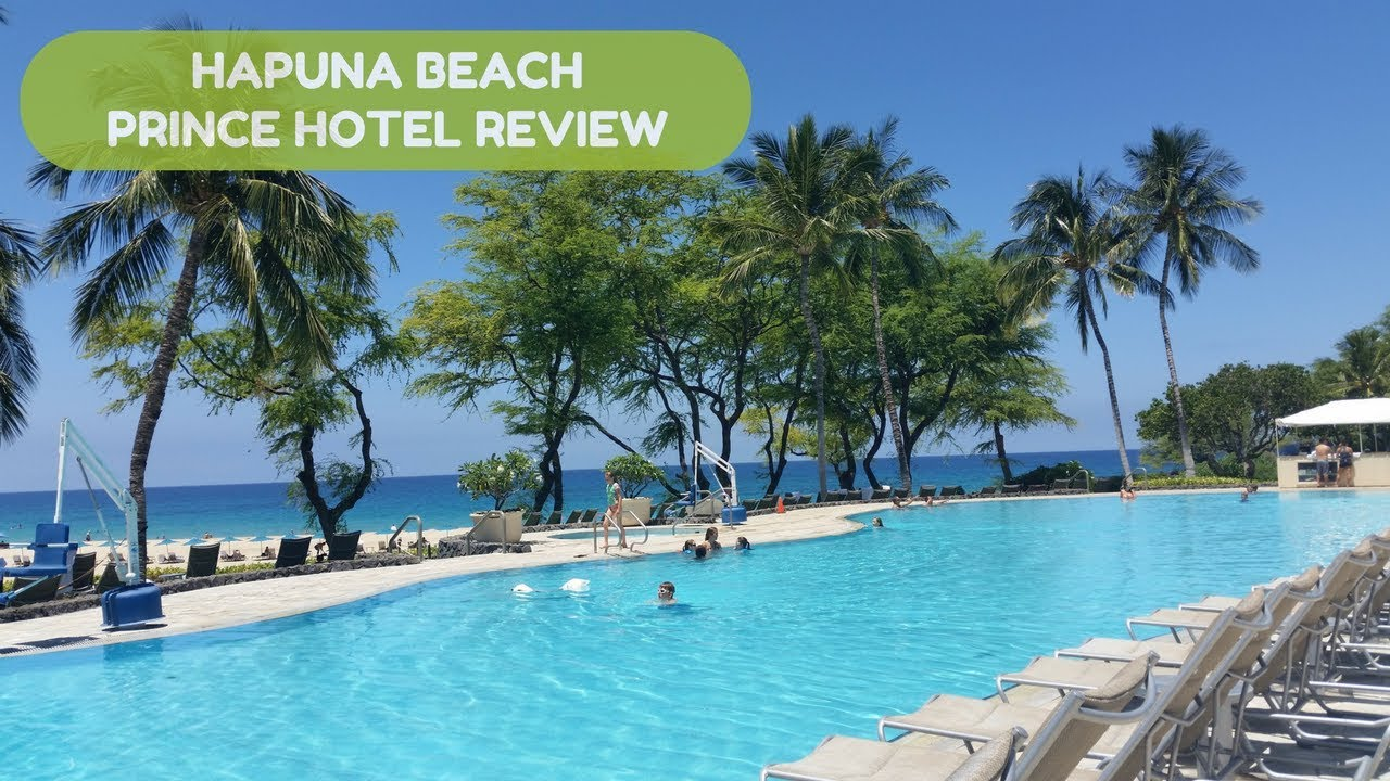 Hapuna Beach Prince Hotel Review Island Of Hawaii