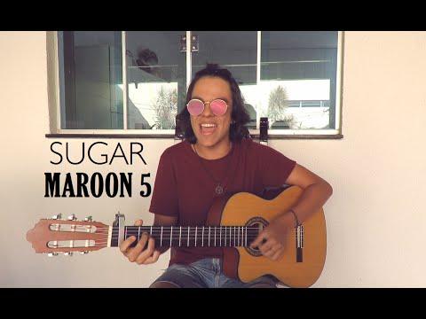 MAROON 5 - Sugar Gabriel Nandes cover