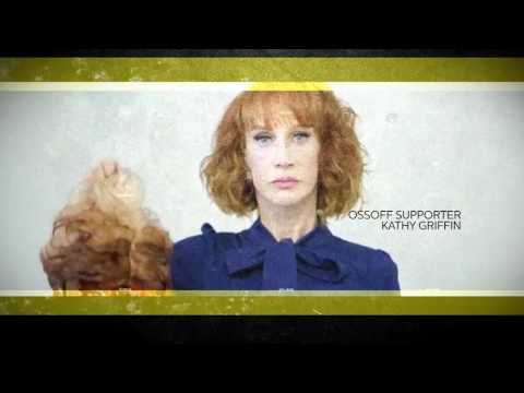 Now Kathy Griffin is an issue in the Georgia Special Election... │Kathy - CLF PAC (R) TV Ad