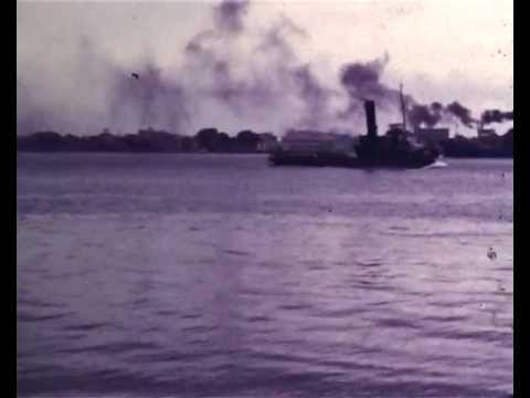 Historical - Coal Fired Ships & Steam Train