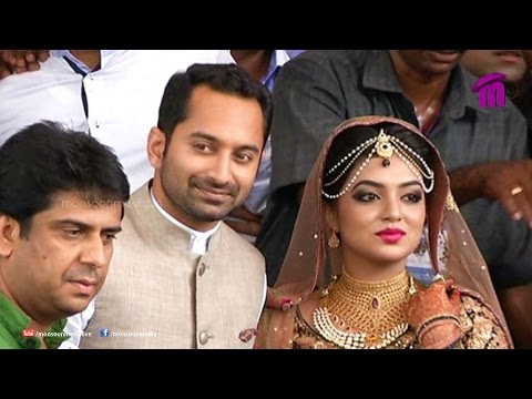 Fahad Fazil Weds Nazriya Wedding Video Marriage Hd