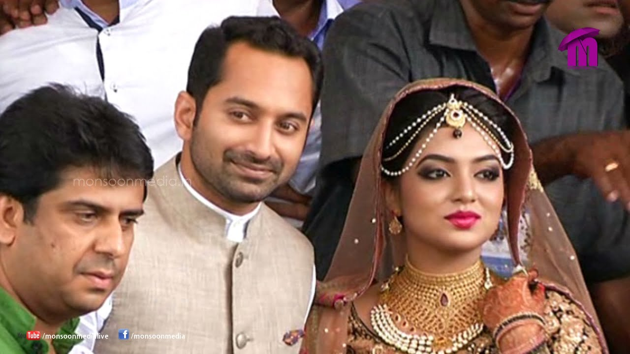 Download Fahad Fazil weds Nazriya | Wedding Video | Marriage Video HD