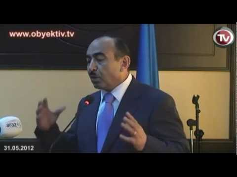 Azerbaijani Official Calls For
