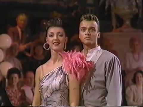 COME DANCING 1989 hosted by Angela Rippon