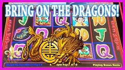 TRIPLE FORTUNE DRAGON UNLEASHED🐲HIGH LIMIT LIVE PLAY BONUSES!