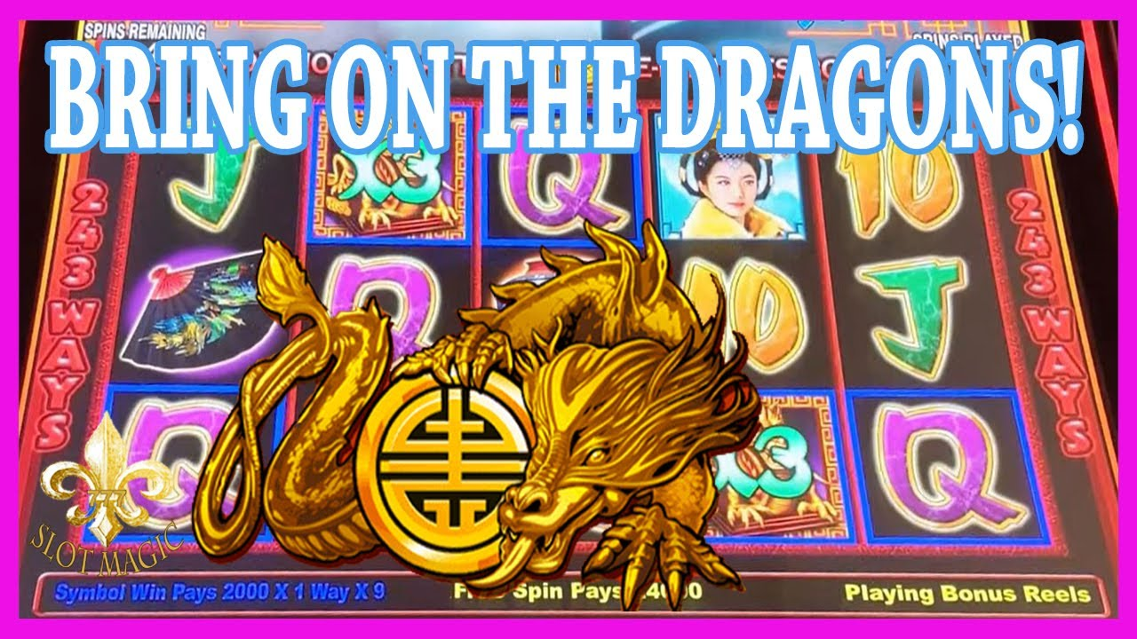 Triple Fortune Dragon Unleashed