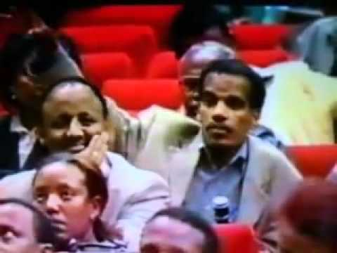 One Amhara hero, the best educated man in Addis Ababa university