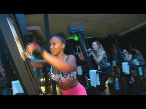 More Americans joining health clubs