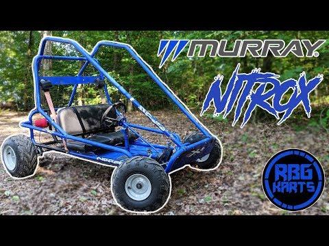 Murray Nitrox Go Kart Rebuild