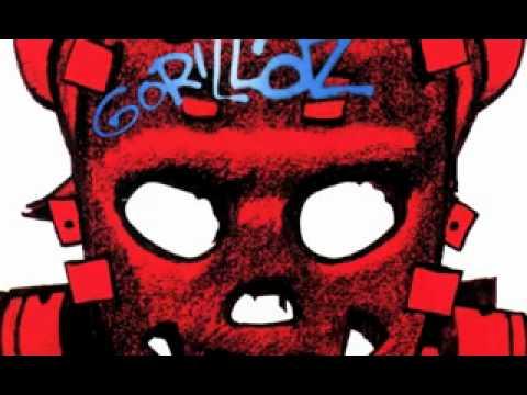 Gorillaz - Rhinestone eyes (Hooky dubstep mix)
