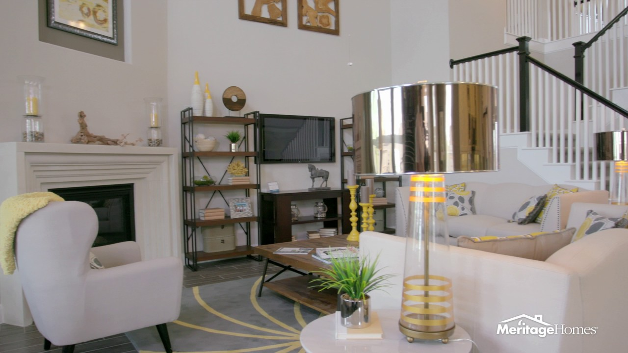 Meritage Homes Texas Floor Plans