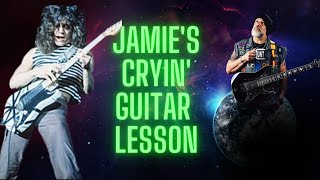 How to play Van Halen