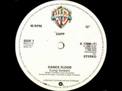 ZAPP  Dance Floor Original 12 Version
