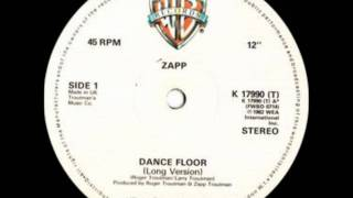 ZAPP - Dance Floor (Original 12