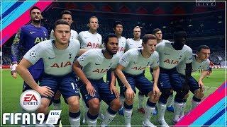 FIFA 19 Demo Indonesia: Tottenham Hotspurs vs Atletico Madrid (Full Gameplay)!