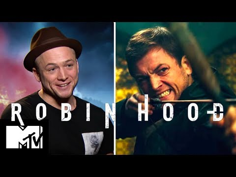Taron Egerton Goes Speed Dating | Robin Hood | MTV Movies